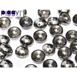 25 st Piggy Bead 4x8mm...